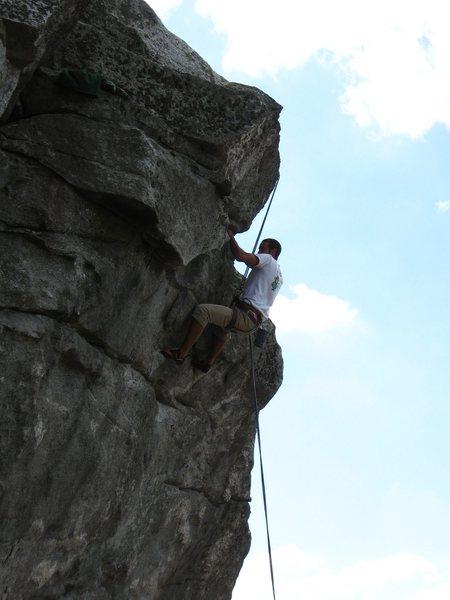 Rock Climbing Photo: Yonahhh