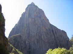 Rock Climbing Photo: The mighty El Gigante