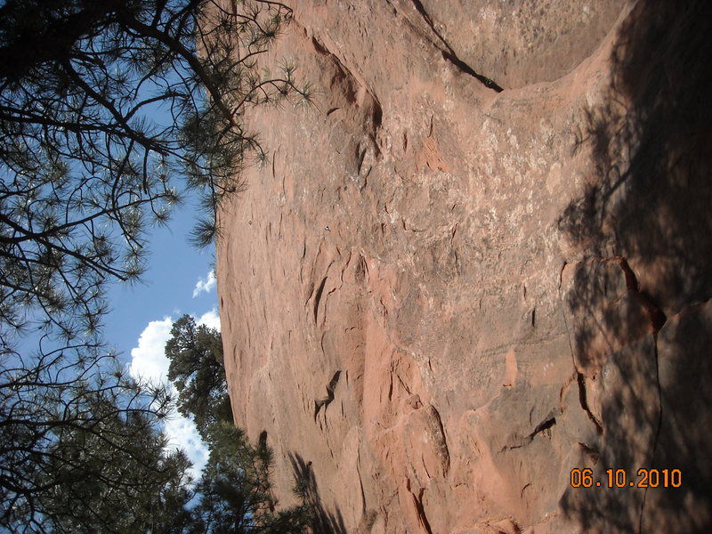 Rock Climbing Photo: My girls