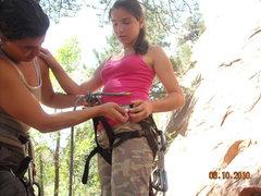 Rock Climbing Photo: Samolia