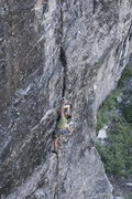 Rock Climbing Photo: Lovers Leap style dikes and the occasional hand an...