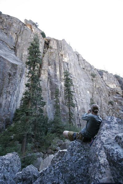 Rock Climbing Photo: Right side