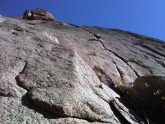 Rock Climbing Photo: Stellar day on Turkey Foot.
