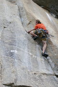 Rock Climbing Photo: Atmosphere on Aerie Dome. photo by S. Giffin