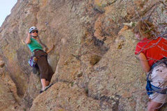 Rock Climbing Photo: Ridgeline
