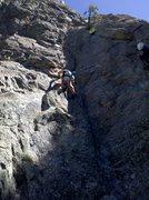 Rock Climbing Photo: Barnum