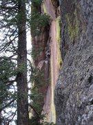 Rock Climbing Photo: D & T.