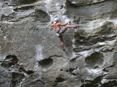 Rock Climbing Photo: rock-papers-scissors