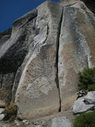 Rock Climbing Photo: I know this crack is super obvious...but if we hav...