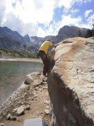 Rock Climbing Photo: #6
