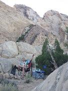 Rock Climbing Photo: The Camp