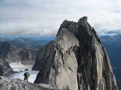 Rock Climbing Photo: Pigeonnnn