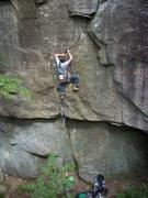 Rock Climbing Photo: Rhoads OS.