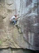 Rock Climbing Photo: Rhoads OS