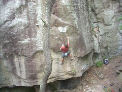 Rock Climbing Photo: New Wisco Crew, John Flunker.
