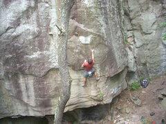Rock Climbing Photo: New Wisco Crew, John Flunker.