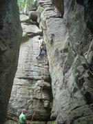 Rock Climbing Photo: Rhoads