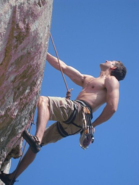 Rock Climbing Photo: Cayman Brac