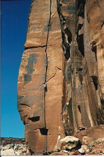 Rock Climbing Photo: The Big Baby