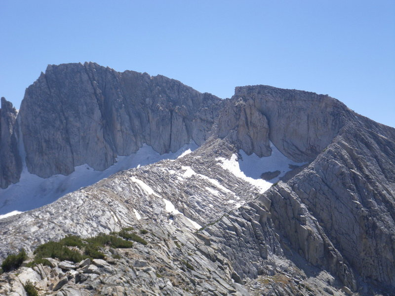 15-September-2010: Northwest Ridge (5.3)