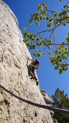 Rock Climbing Photo: A beautiful fall day.