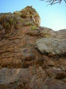Rock Climbing Photo: Classic rope & rock photo