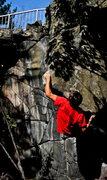 Rock Climbing Photo: Jak Patchen: Passion.