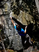 Rock Climbing Photo: Nate Gloe: Committed to Climbing