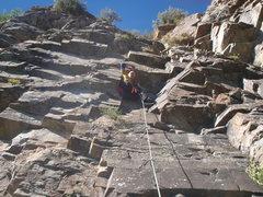 Rock Climbing Photo: God's Weedwacker (10b)