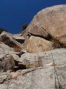 Rock Climbing Photo: Wonga Wonga Wonga.