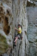 Rock Climbing Photo: Working Detox Mt.  The send came a few weeks later...