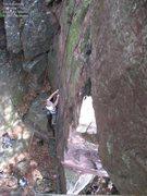 Rock Climbing Photo: Tom