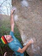 Rock Climbing Photo: Deception old v8 beta.