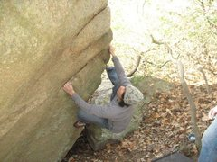 Rock Climbing Photo: Chris Sinatra