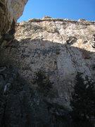 Rock Climbing Photo: DESOTS climbs this panel.