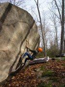 Rock Climbing Photo: Brian Cowles