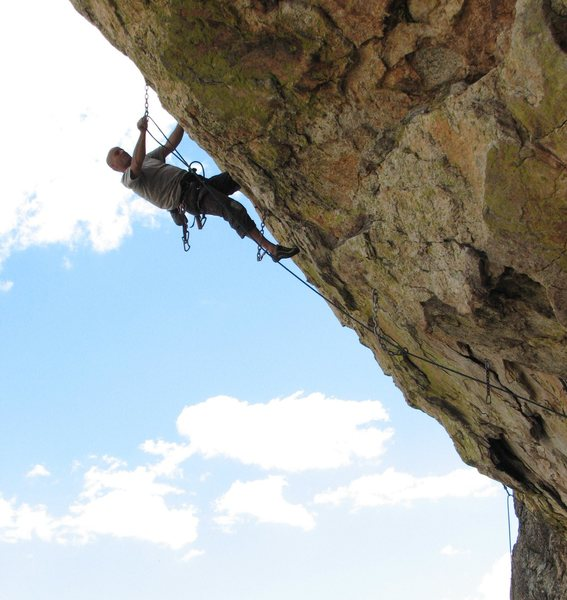Rock Climbing Photo: Granite of the apes