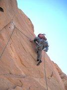 Rock Climbing Photo: Starting P2