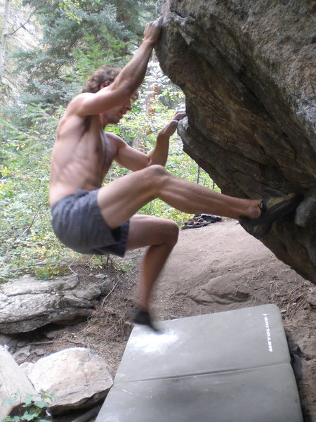 Corwina boulders