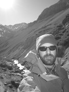 Rock Climbing Photo: approach to Aconcagua basecamp
