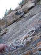 Rock Climbing Photo: Royal Flush