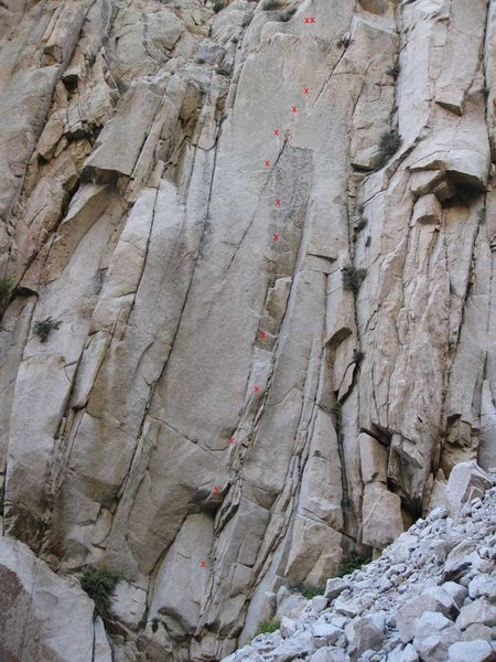 Rock Climbing Photo: GED