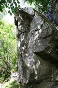 Rock Climbing Photo: Hot Tips Topo