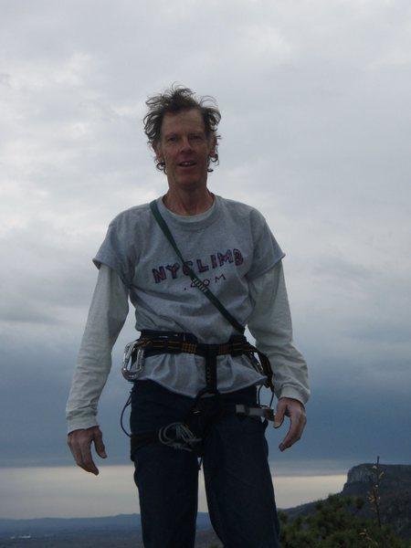 Rock Climbing Photo: gunks - 2007