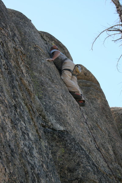 John on Sprockets 5.10c.