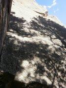 Rock Climbing Photo: Looking up....