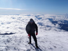 Rock Climbing Photo: Summit. Mt. Rainier. Labor Day 2010