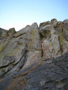 Rock Climbing Photo: a picture of northwest parking lot rock at city of...