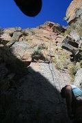 Rock Climbing Photo: White Dwarf.