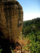 Rock Climbing Photo: LITTLE buckarooo